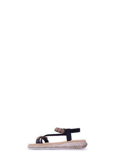 Lela Sandalet Siyah